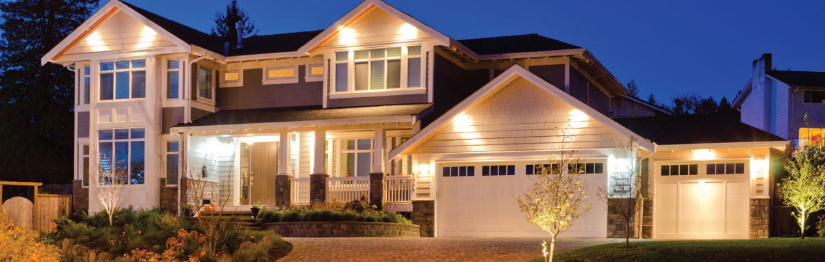 Keeping your home safe at night with a residential security system