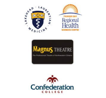 Thunder Bay Regional Health, Magnus Theatre, Confederation College
