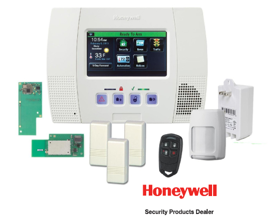 Protect your home and business with the name you trust, Honeywell.